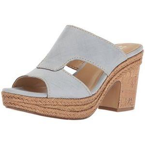 Naturalizer Evette Platform Sandals